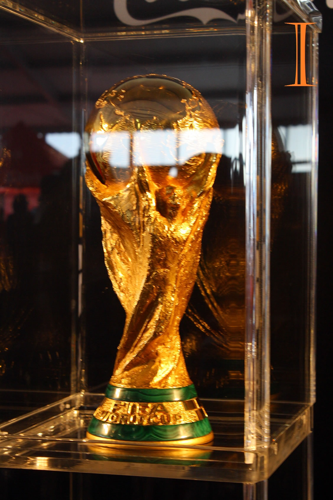 World cup trophy I