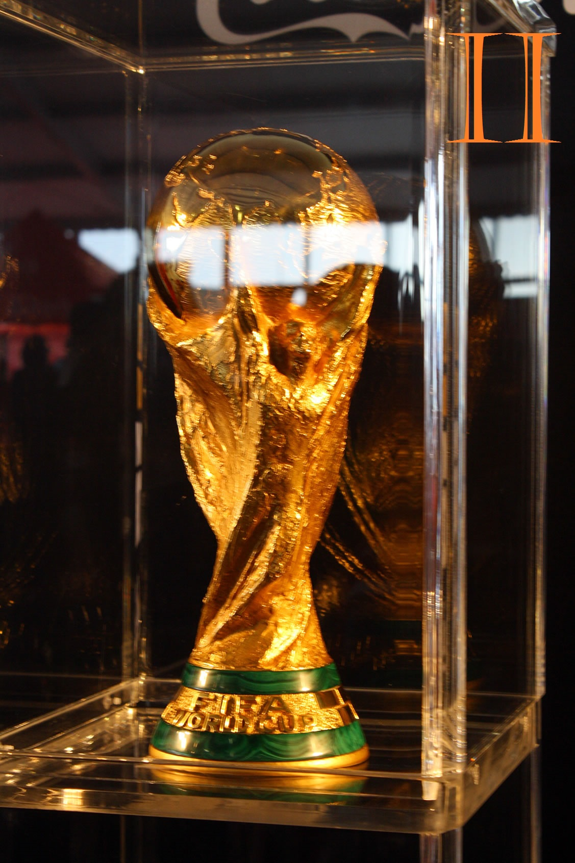 World cup trophy II